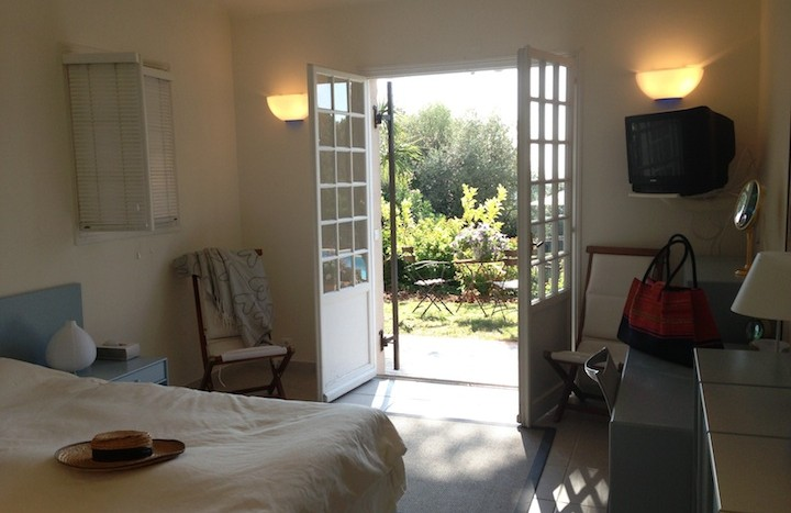 15 St Paul de Vence Lou Vento outside bedroom 2