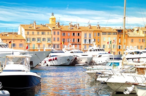 Saint-Tropez, south of France, French Riviera