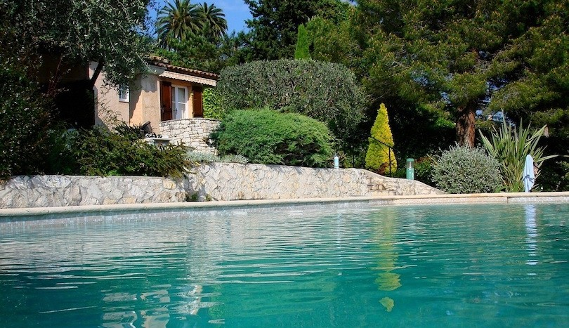 Beautiful rustic villa private pool breathtaking views St Jeannet